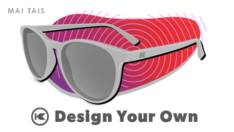 Custom Sunglasses, Mai Tais