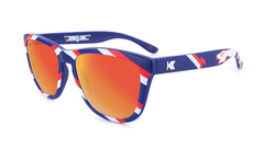 Knockaround Danger Zone Sunglasses, Flyover