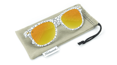 Knockaround Death Valley Sunglasses, Pouch