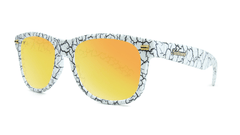 Knockaround Death Valley Sunglasses, ThreeQuarter