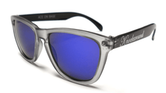 Knockaround Deep Sea Sunglasses, Flyover