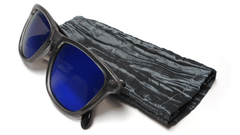 Knockaround Deep Sea Sunglasses, Pouch