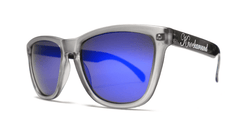 Knockaround Deep Sea Sunglasses, ThreeQuarter