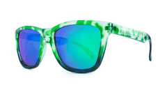 Knockaround Everglades Sunglasses, ThreeQuarter