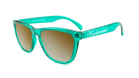 Knockaround Fat Tuesday Sunglasses, Flyover