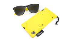 Knockaround First We Feast Sunglasses, Pouch