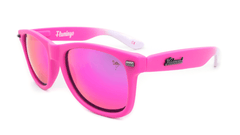 Knockaround Flamingo Sunglasses, Flyover