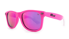 Knockaround Flamingo Sunglasses, ThreeQuarter