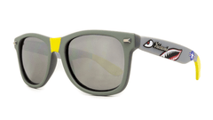 Knockaround Flying Tigers Sunglasses, ThreeQuarter
