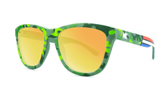 Knockaround G.I. Joe Sunglasses, ThreeQuarter