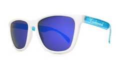 Knockaround Glacier Sunglasses, ThreeQuarter