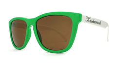 Knockaround Goal Line Sunglasses, ThreeQuarter