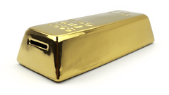 Knockaround Gold Bar Bank, ThreeQuarter