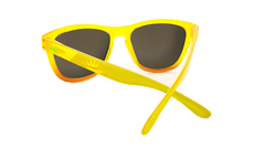 Knockaround Green Flash Sunglasses, Back