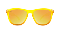 Knockaround Green Flash Sunglasses, Front