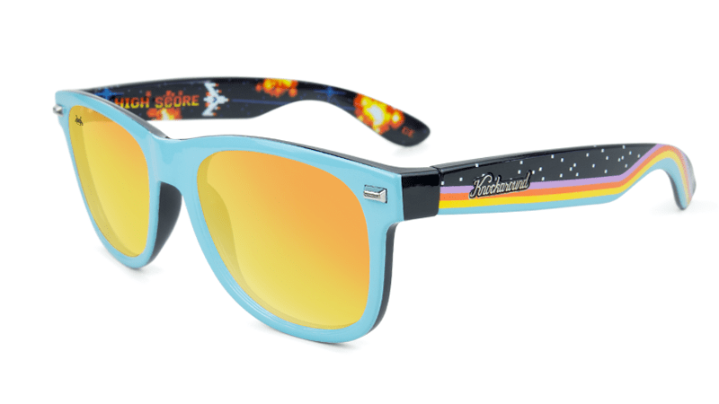 Knockaround High Score Sunglasses, Flyover