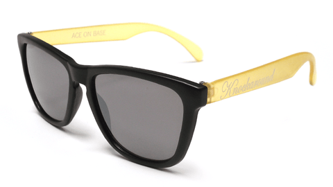 Knockaround Honeybee Sunglasses, Flyover