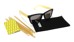 Knockaround Honeybee Sunglasses, Set