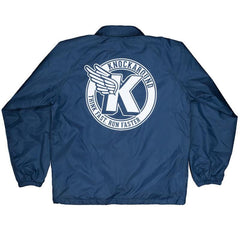 Knockaround Coaches Jacket, Back
