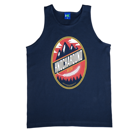 12 oz. Tank Top, Front