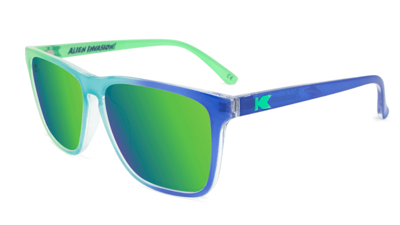 Knockaround, Alien Invasion! Fast Lane, Flyover