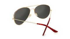 Knockaround Baywatch Sunglasses Mile Highs, Back
