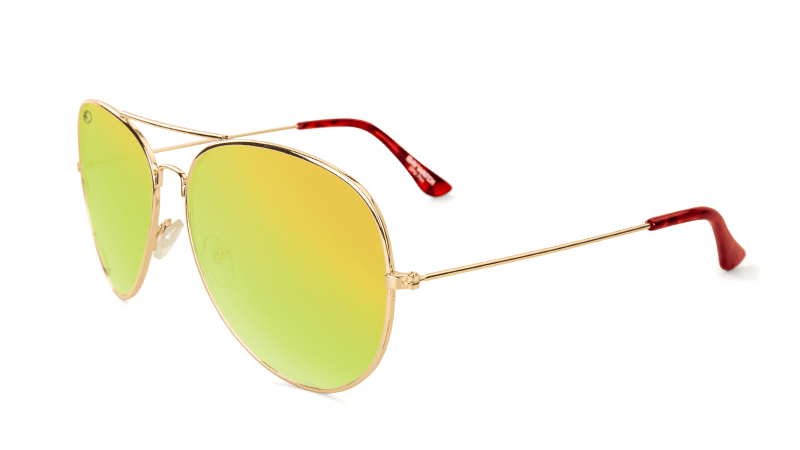 Knockaround Baywatch Sunglasses Mile Highs, Flyover