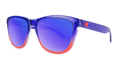 Knockaround Baywatch Sunglasses Premiums, ThreeQuarter