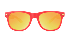 Knockaround Baywatch Sunglasses Fort Knocks, Front