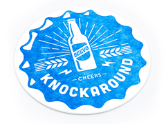 Knockaround Beer Coaster Set