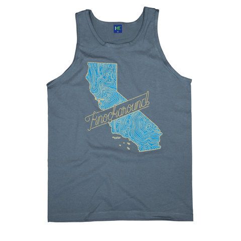 Knockaround Califorknocks Tank, Front