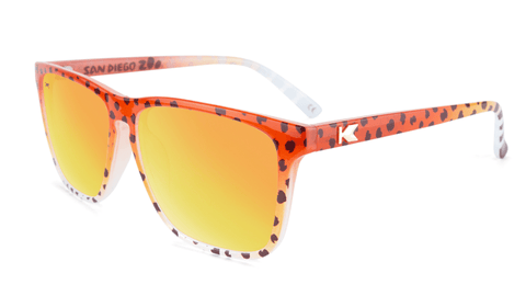 Knockaround Cheetah Sunglasses, Flyover