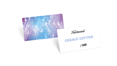 Cosmic Cotton Premiums Sunglasses, Card