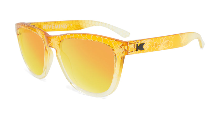 Knockaround Limited Edition Hive Mind Premiums, Flyover