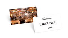 Knockaround Honky Tonk Fort Knocks, Edition Card