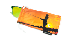 Hook Line & Sinker Sunglasses, Pouch