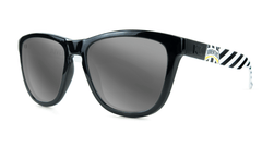 Knockaround Juventus Sunglasses Premiums, Threequarter