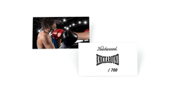 Knockout Premiums Sunglasses, Card