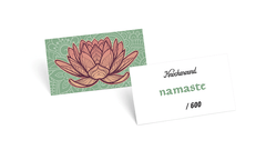knockaround Namaste Premiums, Insert Card