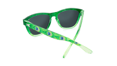 Knockaround Peacock Sunglasses, Back