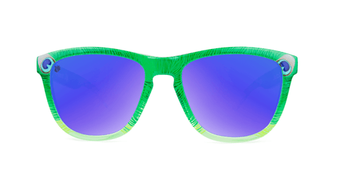 Knockaround Peacock Sunglasses, Lifestyle