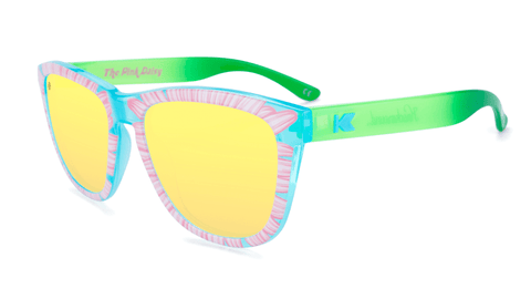 The Pink Daisy Premiums Sunglasses, Flyover