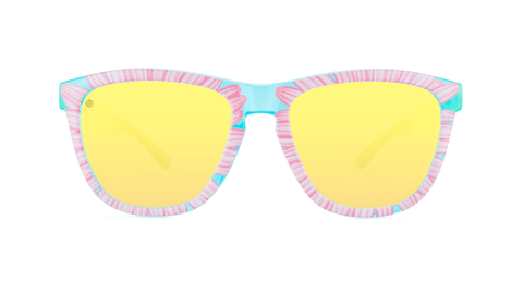 The Pink Daisy Premiums Sunglasses, Back
