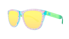 The Pink Daisy Premiums Sunglasses, ThreeQuarter