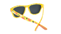 Knockaround Pizza Premiums, Back