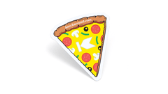 Pizza Premiums Sunglasses, Magnet