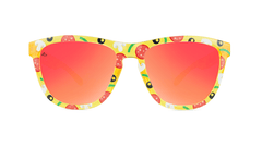 Pizza Premiums Sunglasses, Front