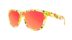 Pizza Premiums Sunglasses, ThreeQuarter