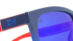 Knockaround PSG Paris Saint Germain Sunglasses, Lens etch