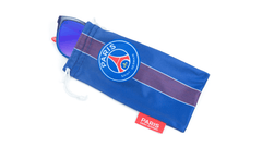 Knockaround PSG Paris Saint Germain Sunglasses, Pouch